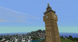 Big Ben - EarthRealm Server - Charede Minecraft Map & Project
