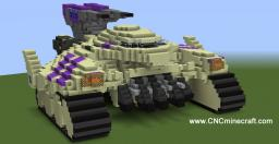 Shadow Tank (Mental Omega) Minecraft Map & Project