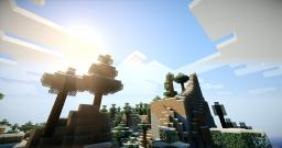Farlands Survival - A whole new take on Survival Island Minecraft Project