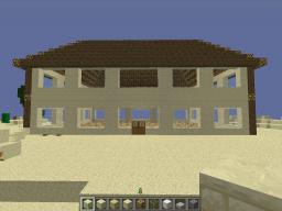 Big Desert House Minecraft