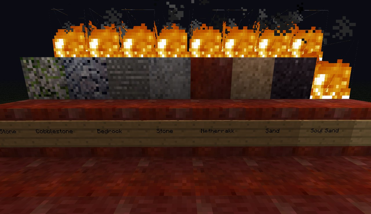Minecraft Universe Texture Pack