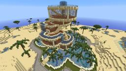 Desert Tower Minecraft Map & Project