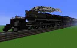 Union Pacific 4000 Class Minecraft Map & Project