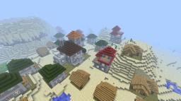 City Map Minecraft Map & Project