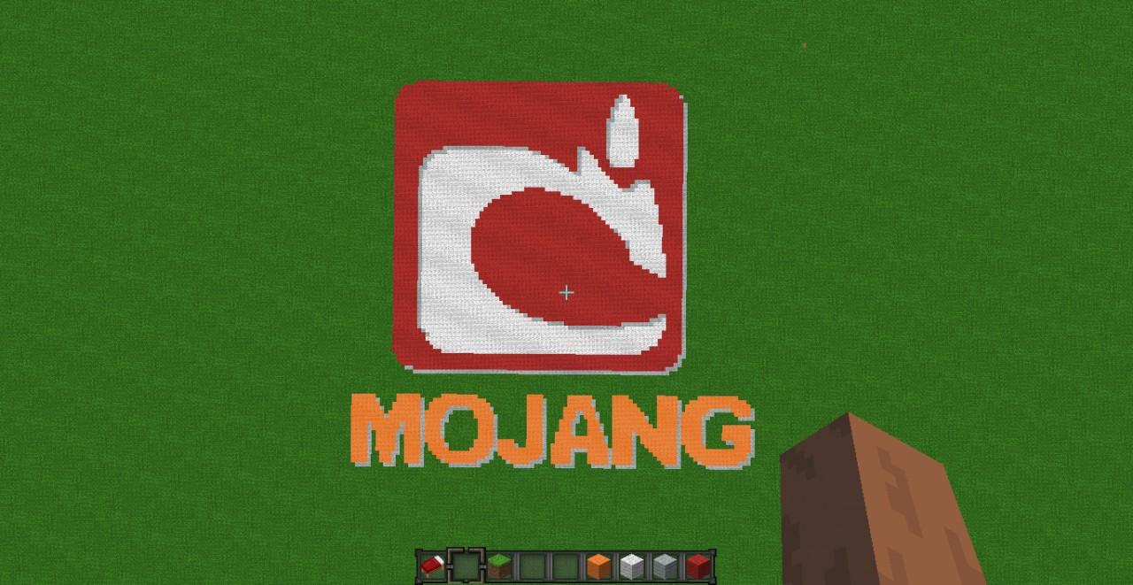 Image Gallery Mojang Sign