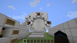 4-chevron stargate Minecraft Map & Project