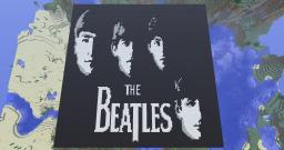 The Beatles Minecraft Map & Project