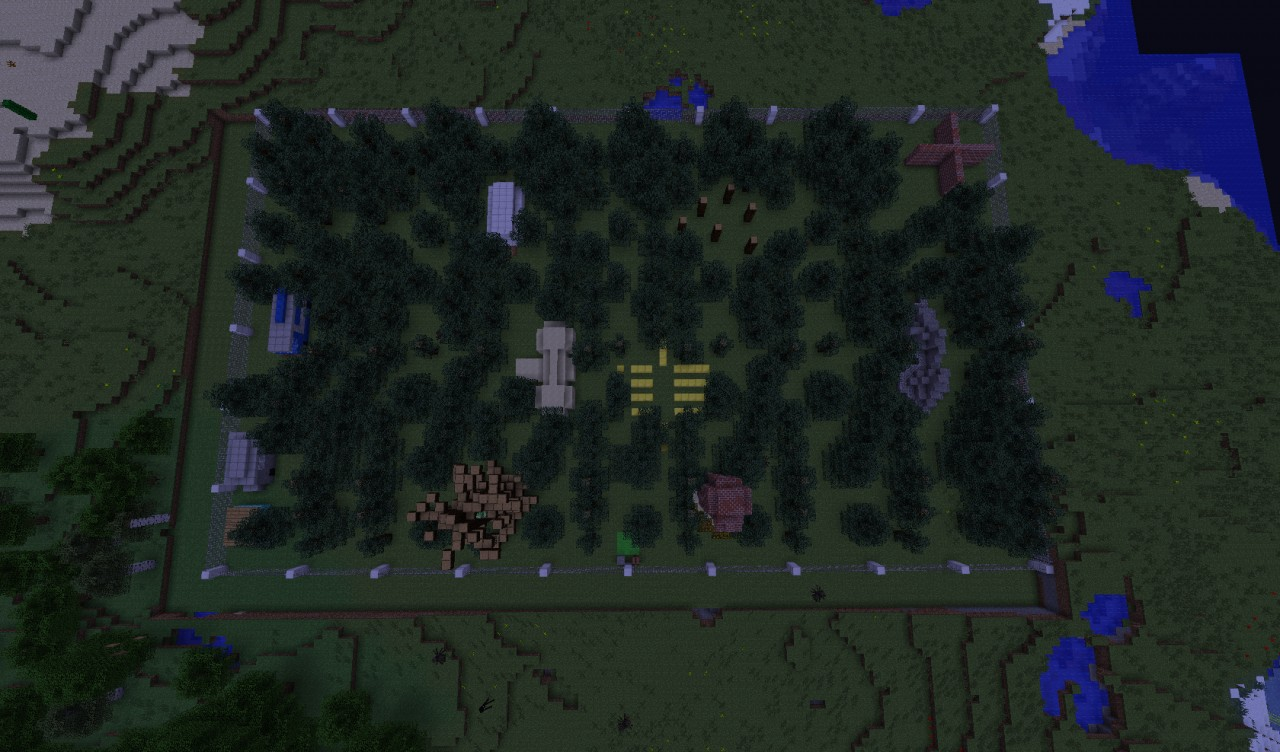 SLENDER - MINECRAFT EDITION Minecraft Project on story map, fire map, mario map, minecraft map, marvel map, batman map, mortal kombat map, scary map,