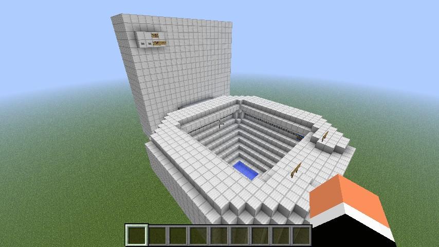 Flushable Toilet Minecraft Project