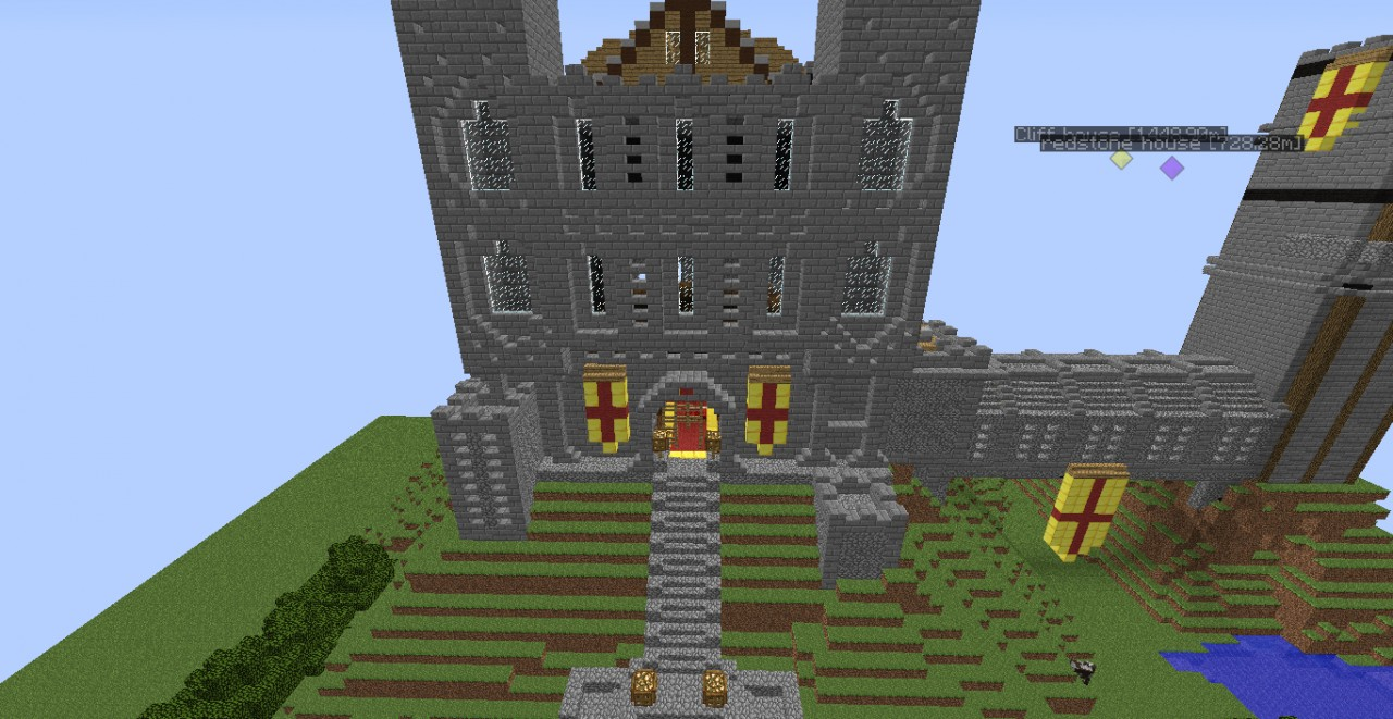 Fallen Kingdom Map Minecraft