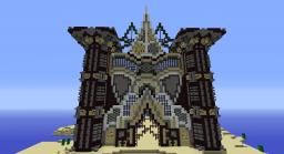 The Temple of Iphis Minecraft Map & Project