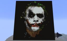 The Joker....Why so serious?!? Minecraft Map & Project