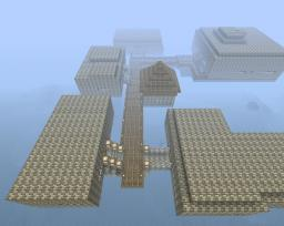 Water Village Not Done Minecraft Map & Project