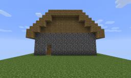house with rebuilding walls Minecraft Map & Project