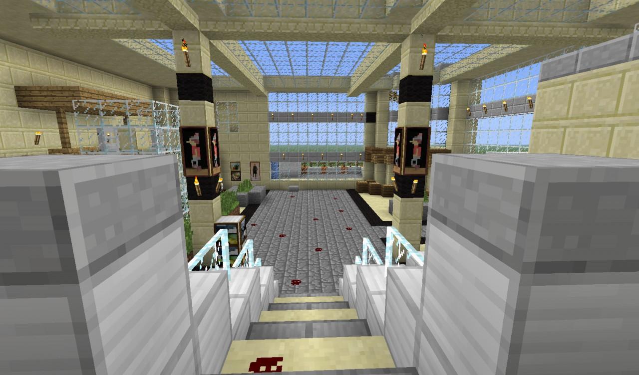Call Of Duty Mw2 Mw3 Terminal Minecraft Project