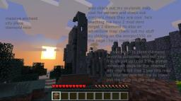 massive anchent city Minecraft Map & Project