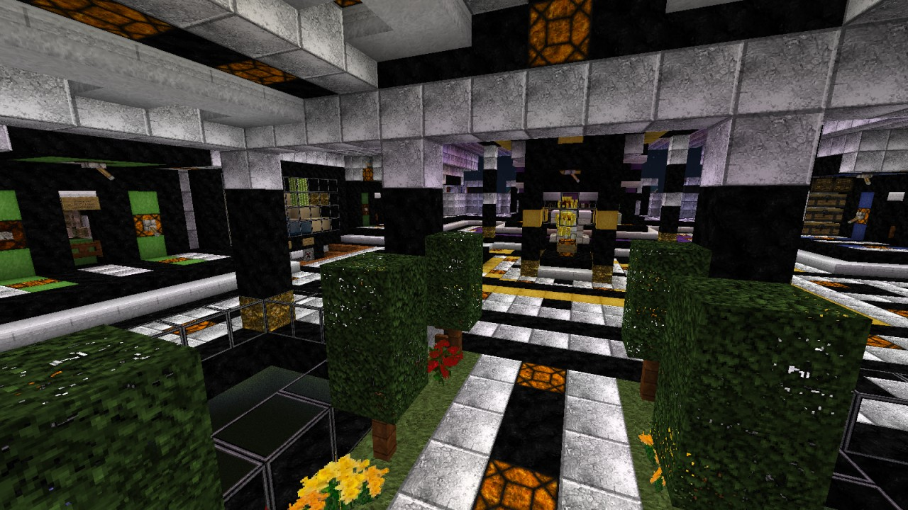Ultimate Underground Base Minecraft Project