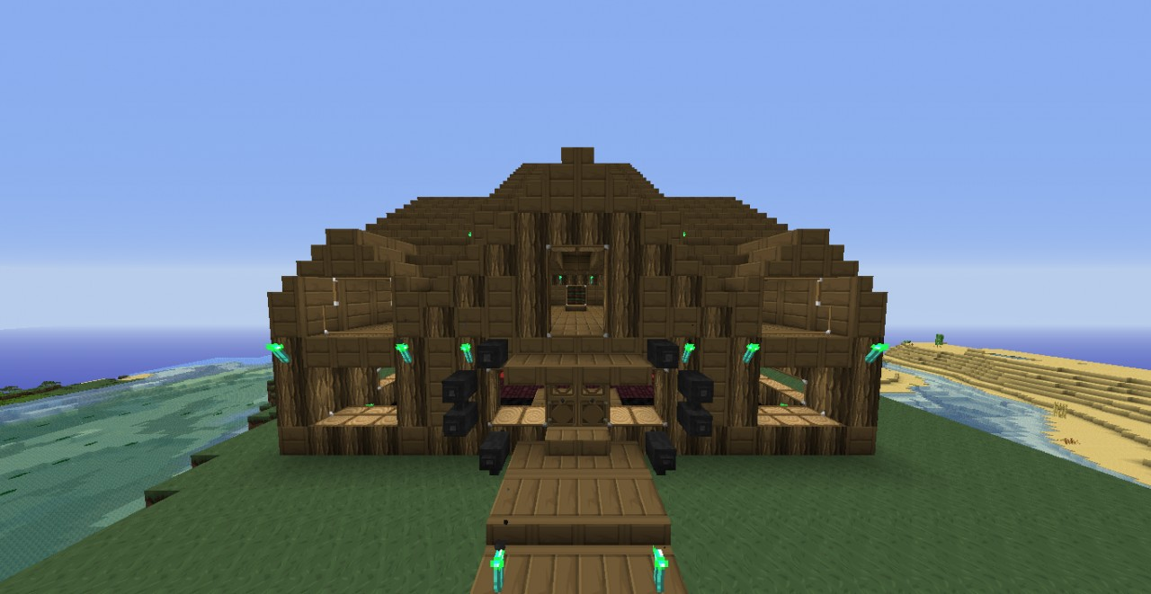 Epic Tekkit House Look In The Basement Minecraft Project