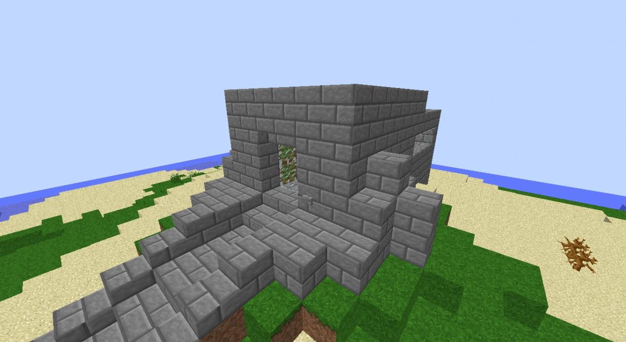 minecraft how to make piston door