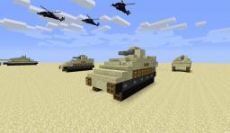 M2 Bradley  (IFV) Minecraft Map & Project