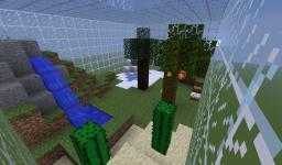3D survival block Minecraft