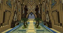 The Baths of Frescor Minecraft Project