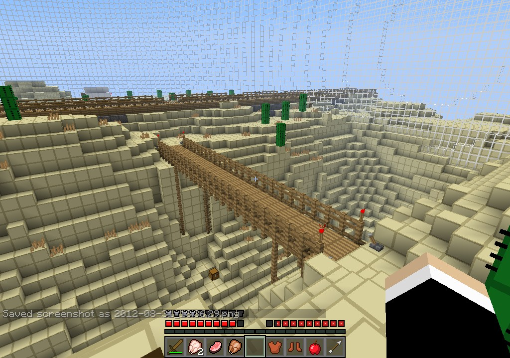 Survival games 4 map minecraft download