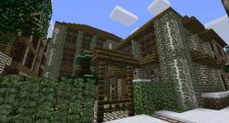The Wolf Den - Shakespearean Cottage Minecraft Map & Project