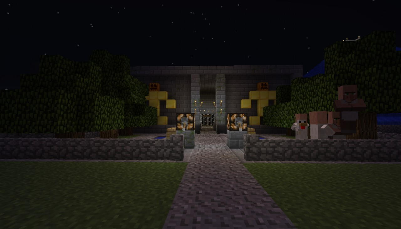 Temple of Doom added at #3 Update