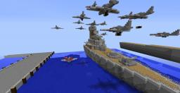 pearl harbor build Minecraft Map & Project