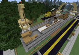Sawmill [Mattupolis] Minecraft Map & Project