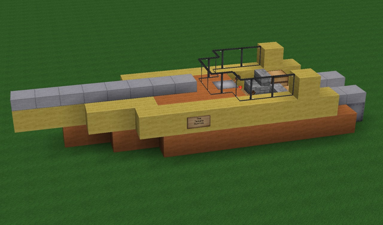 One Person Golf Cart >> Breakc0re's Transportation Pack -Schematics included- Minecraft Project