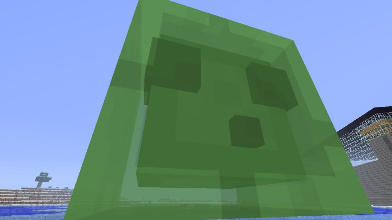 Minecraft Giant Slime