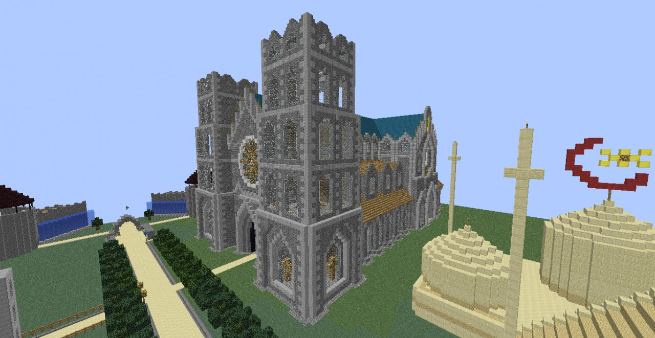 Tobias796's Cathedral