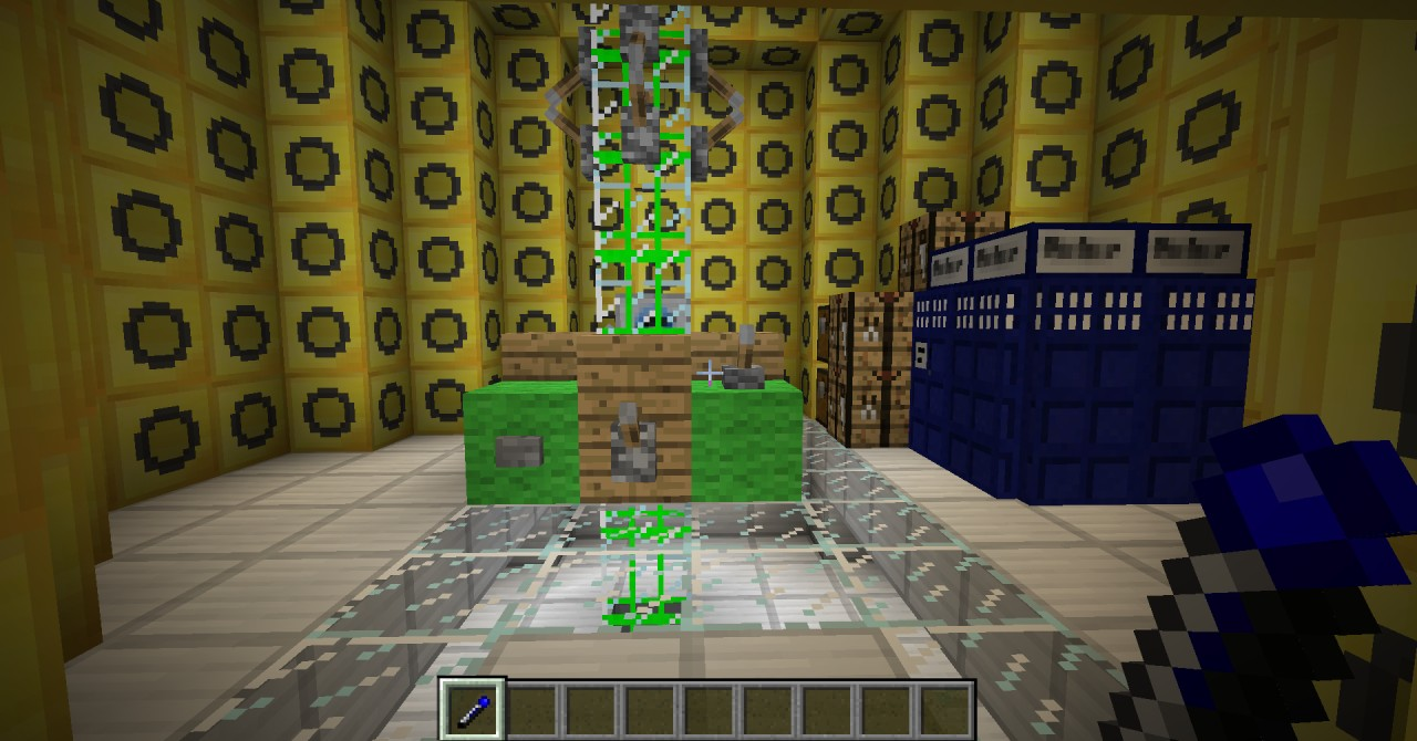 tardis paradox download fixed minecraft project