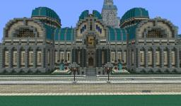 Sanacraft Steampunk Museum Minecraft