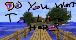 The Island Town - Have you always wanted a town(village) on the sea! Minecraft Map & Project