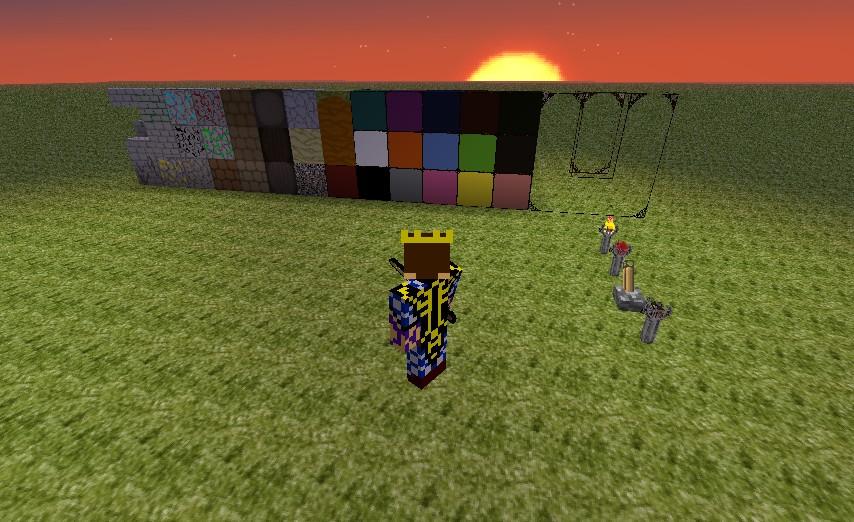 CrazyCraft - Original (Added textures) Minecraft Texture Pack