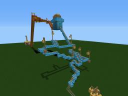RollerCoaster (Cancelled) Minecraft Project