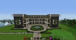 Server Shopping Complex Minecraft Project