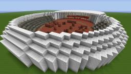 "Server Arena ""The Dome"" Minecraft Map & Project"
