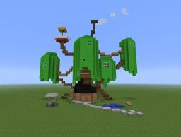 adventure time Minecraft Map & Project