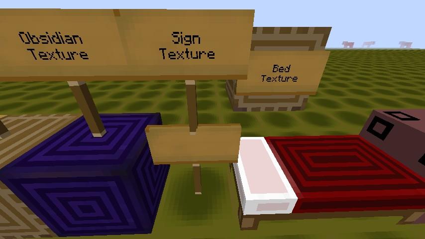 Obsidian,Sign,Bed