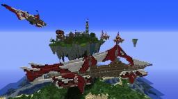 Starbush class Cruiser Minecraft