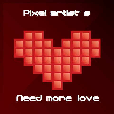 pixel artist need more love from pmc minecraft blog. Black Bedroom Furniture Sets. Home Design Ideas