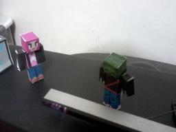 Papercrafts! Minecraft