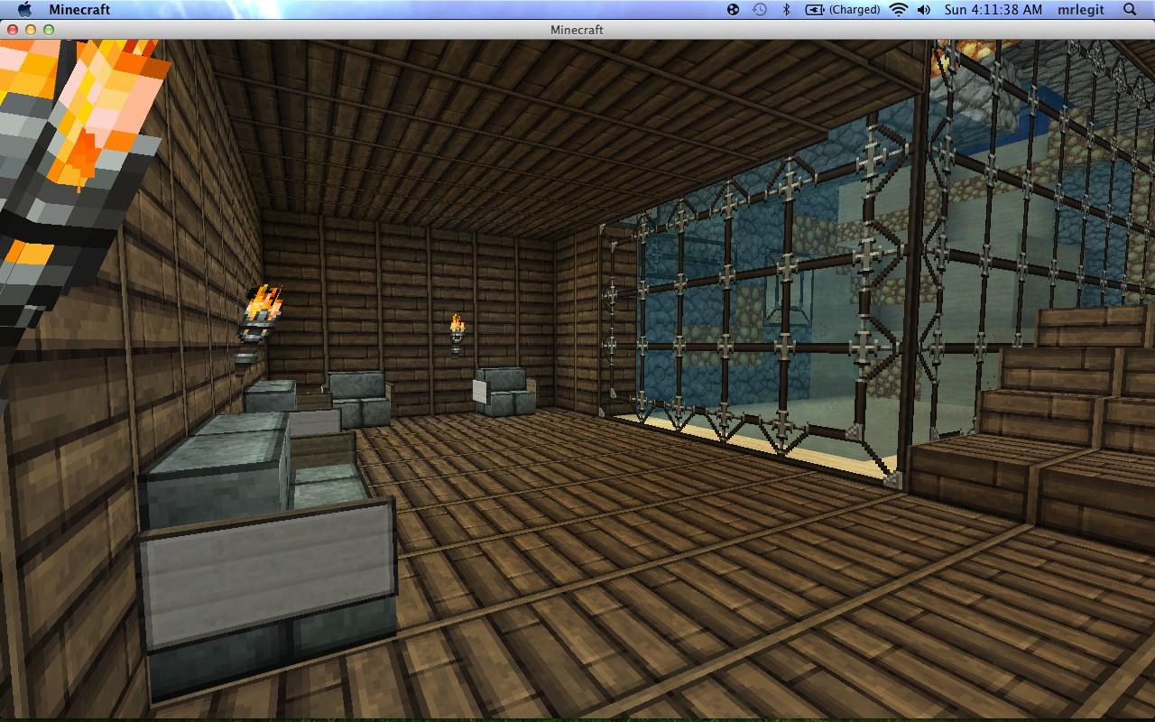 Aquarium Of Notch Minecraft Project