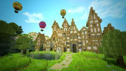 Medieval Castle! Minecraft Map & Project