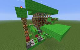 Configurable Enchanting Library Minecraft Map & Project