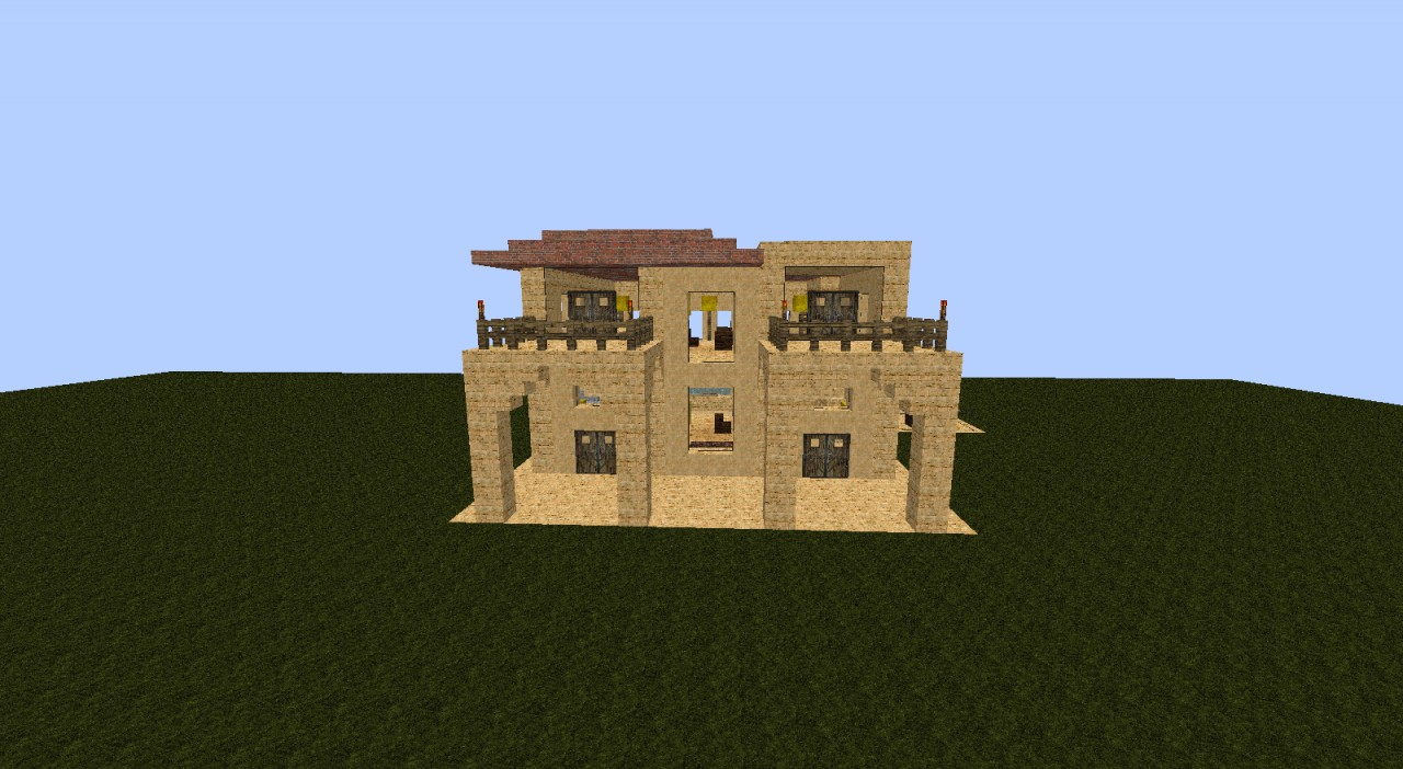 Building Houses In Minecraft Videos